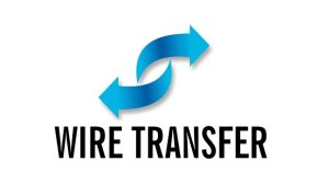 wire transfer image